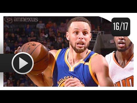 Stephen Curry Full Highlights vs Suns...