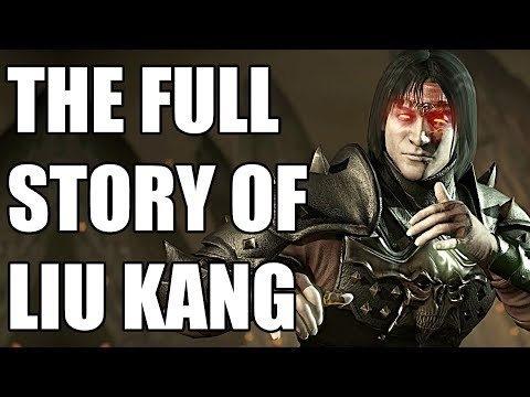 The Full Story of Liu Kang - Before You Play Mortal Kombat 11 thumbnail