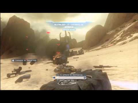 Vidéo Halo 4 Spartan OPS [FR] | Ep. 1 - Ch. 1 :: Land Grab [HD]