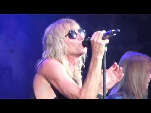 "Kix ""Don't close your Eyes"" Hair Nation Festival 2016"