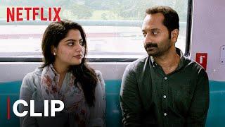 P R Akash Gives Flirting Lessons | Njan Prakashan | Comedy Scene | Fahadh Faasil | Netflix India