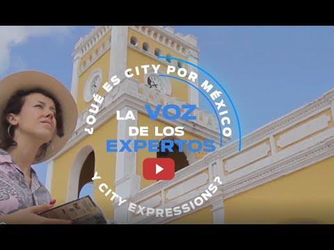 ¿Qué es City por México y City Expressions?