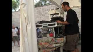 Warrior Charge Soundsystem at Seasplash 2014