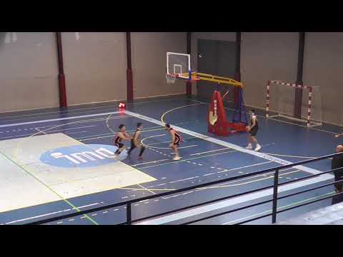 San Antonio Cáceres Basket Vs Don Benito