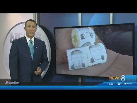 Man gets fired over Donald Trump toilet paper