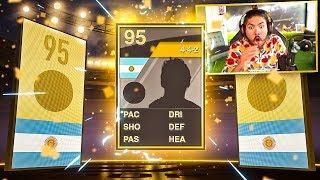 RETRO FIFA PACK OPENING!!! FIFA 15 FIFA 16