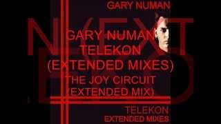 Watch Gary Numan The Joy Circuit video