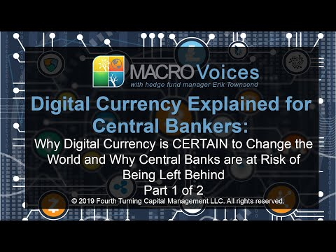 Digital Currency Revolution for Central Bankers Part 1 of 2