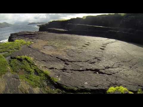 Ireland 2013_The Valentia Tetrapod Trackway