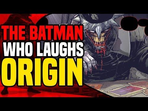 Dark Knights Metal: The Batman Who Laughs Origin