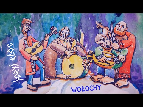 Joryj Kłoc -- WOŁOCHY (vydnograj :: official video)