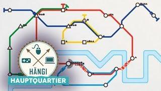 Mini Metro mit Florentin & Fabian Kr.   22.06.2018