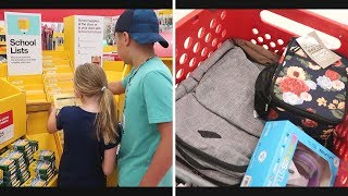 BACK TO SCHOOL SUPPLIES SHOPPING +  HAUL | 2018 |