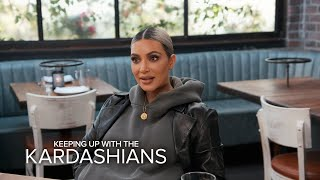 KUWTK | Kim Vents to Khloé Kardashian About Band Aid Fight With Kanye | E!