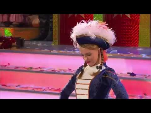 Marieke Hahm - Tanzmariechen bei Heut steppt der Adler aus Cottbus 2017