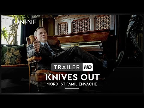 Knives Out - Trailer 3 (deutsch/ german; FSK 6)