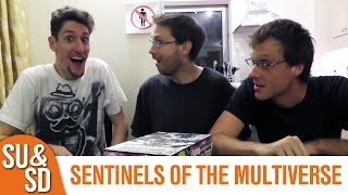 Sentinels of the Multiverse - Shut Up & Sit Down Review