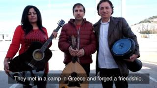 Greece: When music brings hope