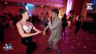 Mus DC & Nerea - salsa social dancing @ Magic Slovenian Salsa Festival 2019
