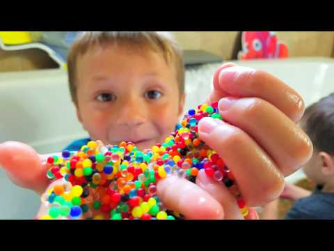 Thumbnail: Chase's Corner: ORBEEZ BATH SURPRISE! CAPTAIN UNDERPANTS RING 😅HYPNOTIZED MOMMY (#51|DOH MUCH FUN)