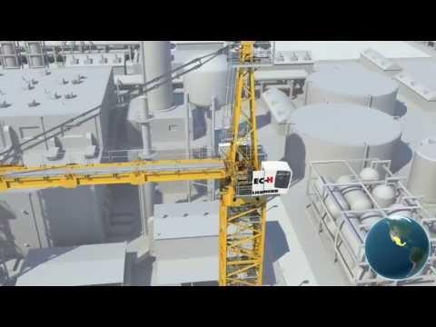 Liebherr - 1000 EC-H Litronic High-Top Crane (english)