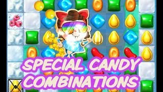 Candy Crush Soda Saga Special All Combos | Games Moment reviews