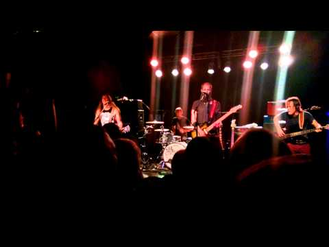 baroness:-sea-lungs---live-@-the-v-club
