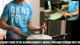 37 Drag Paradiddle No 2 Preview