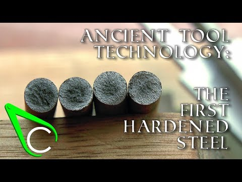 Antikythera Fragment #4 - Ancient Tool Technology - The First Hardened Steel
