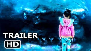 THE MEG Trailer (2018) Jason Statham, Giant Shark Movie