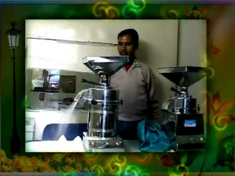 Domestic Flour Mill, Gharelu Atta chakki ( Contact Mob. - 09868165179 )