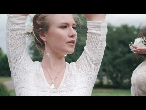 Танец Берегини. Катерина Веста и Александра Милькис