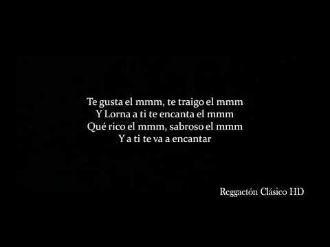 Lorna - Papi Chulo [Letra]