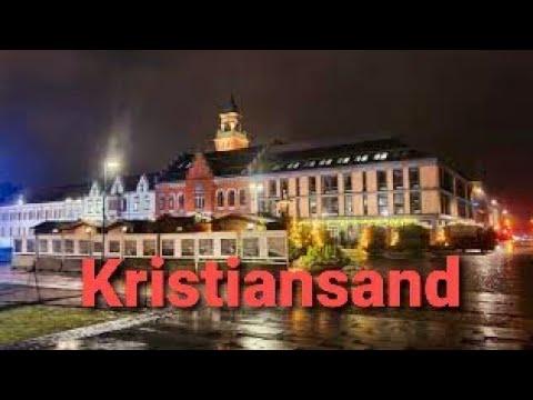 KRISTIANSAND - CITY WALKS - NORWAY (2021)