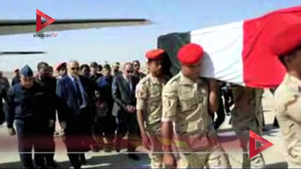 الوطن المصرية: أهالي أسوان يستعدون لاستقبال جثمان المجند شهيد فندق العريش أيمن ركابي