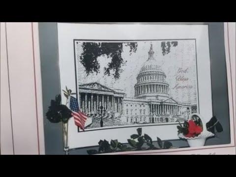 Stitch With Me #80: Ronnie Rowe's U.S. Capitol