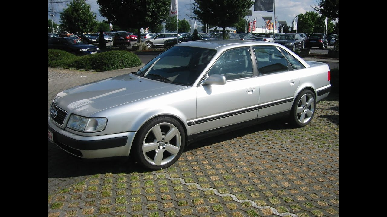 Audi 100 2 6 E Typ C4 Youtube