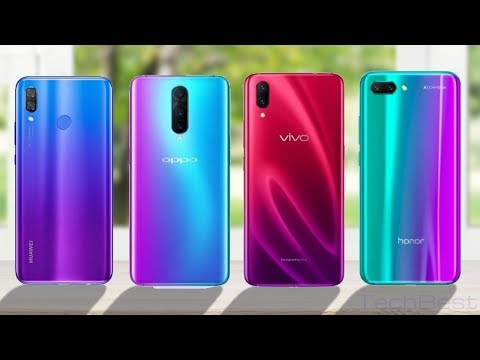 Top 10 Best Chinese Mobile Phones 2018 (Flagships)
