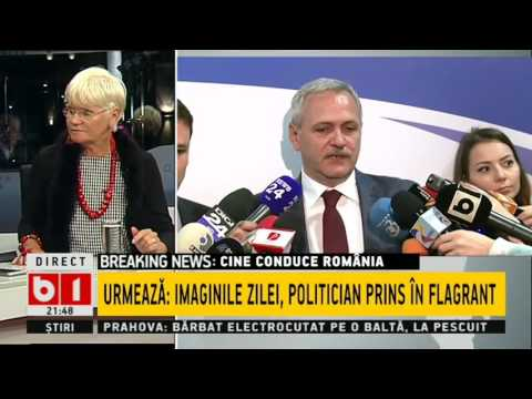 TALK B1 - CUM A RAMAS LIVIU DRAGNEA REPETENT, CINE CONDUCE ROMANIA