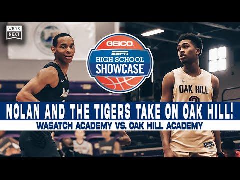 Wasatch (UT) vs Oak Hill (VA) - ESPN Broadcast Highlights