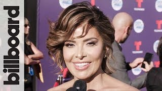 Gloria Trevi Teases Her Performance for New Song 'Ellas Soy Yo' | Latin AMAs 2018