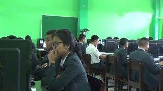 65.240 Siswa SMA se-Sumsel Jalani UN, 30 Persen SMA Belum Laksanakan Ujian Mandiri