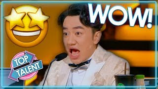 World's Got Talent Auditions 2019 (Semi Finals) | Part 11 | Top Talent