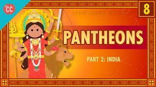 Indian Pantheons: Crash Course Mythology #8 thumbnail