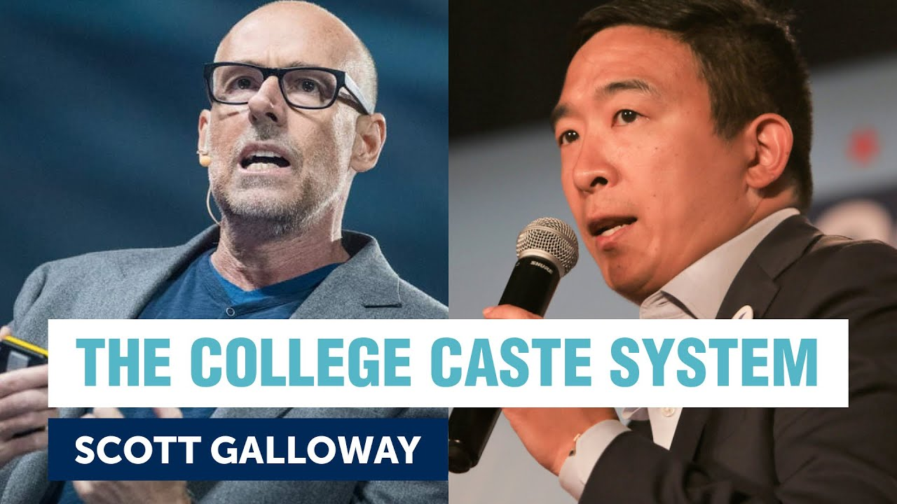 Have universities turned into hedge funds? | Scott Galloway and Andrew Yang | Yang Speaks