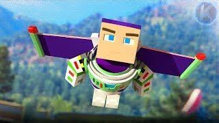 Toy Story 4 Trailer 2 Minecraft Animation