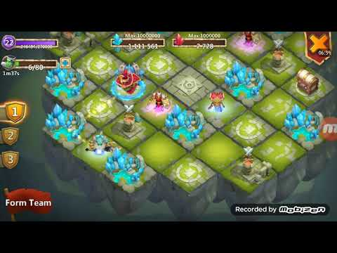 Castle Clash 200k Free To Play Account Slash Altar Review