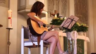 Du und ich - Mark Forster (Cover von Eva Croissant) live in der Kirche bei einer Trauung