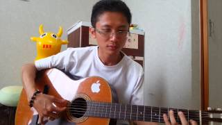 Nhớ Mẹ - Guitar đệm hát (HD)