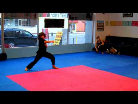 Leo karate 4